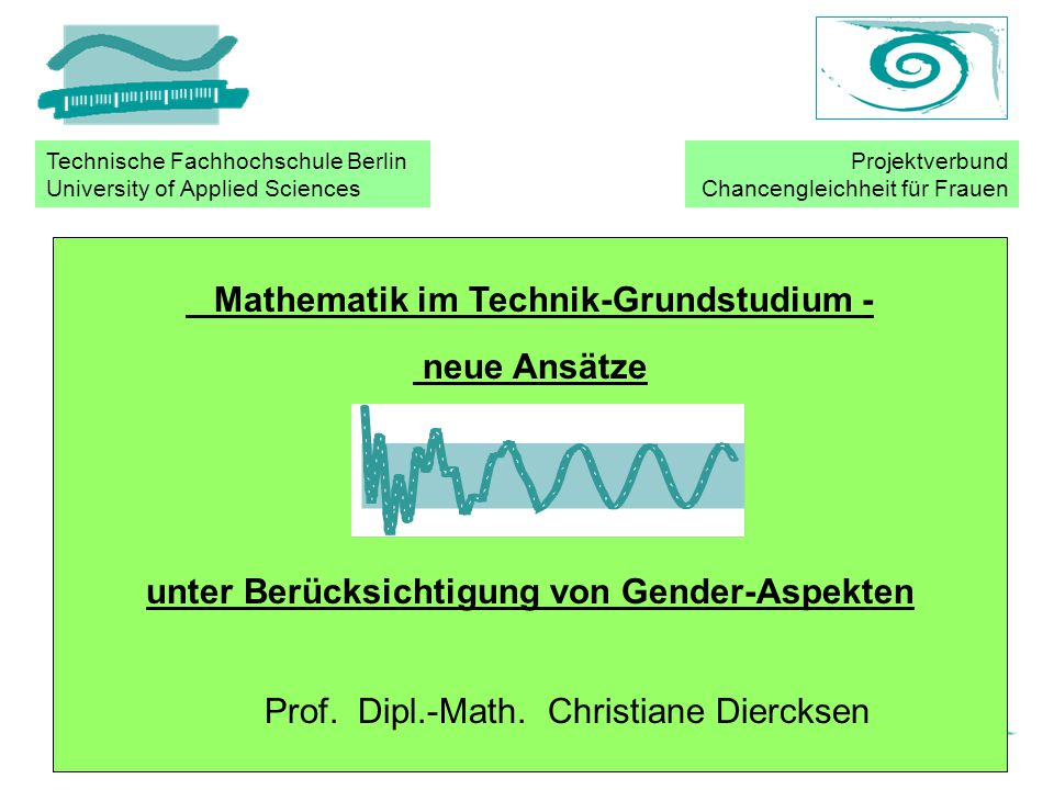 Mathematik im Technik-Grundstudium -