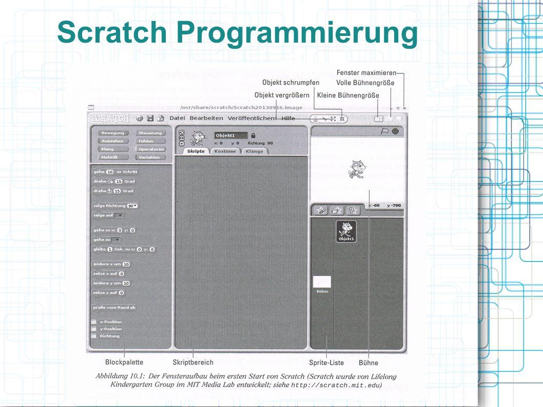 Scratch Programmierung