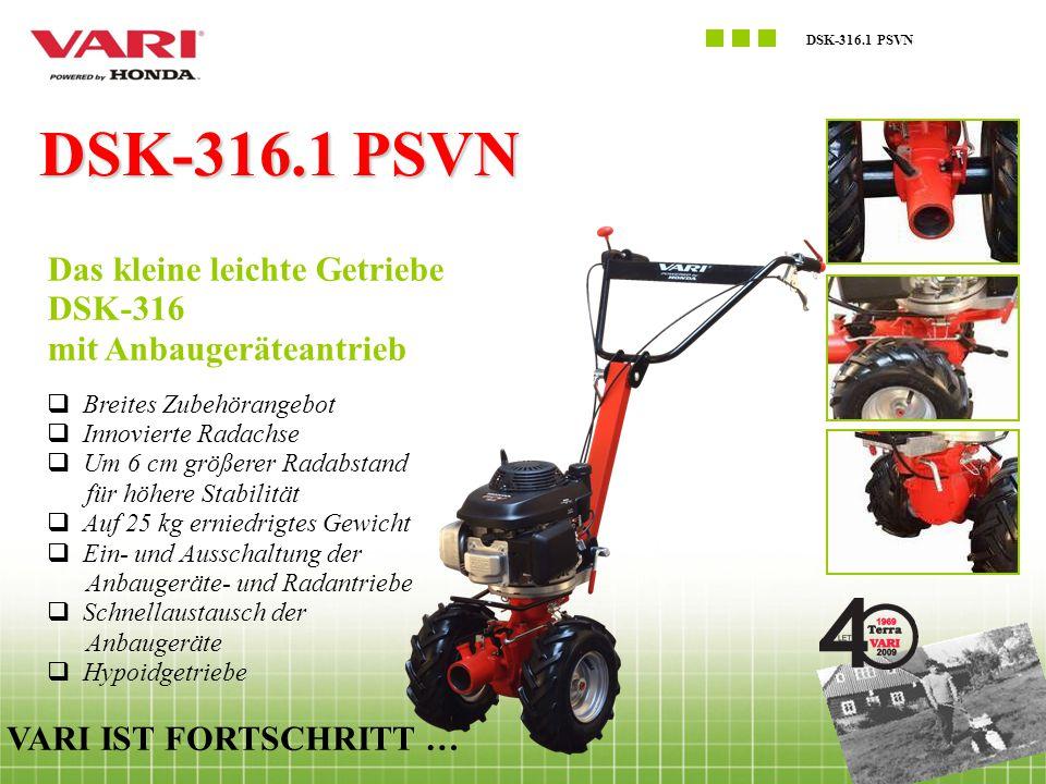 DSK-316.1 PSVN Das kleine leichte Getriebe DSK-316