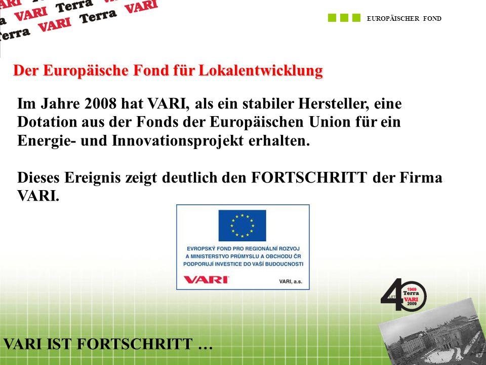 Der Europäische Fond für Lokalentwicklung
