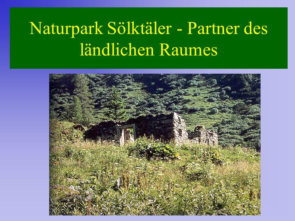 Naturpark Sölktäler - Partner des ländlichen Raumes