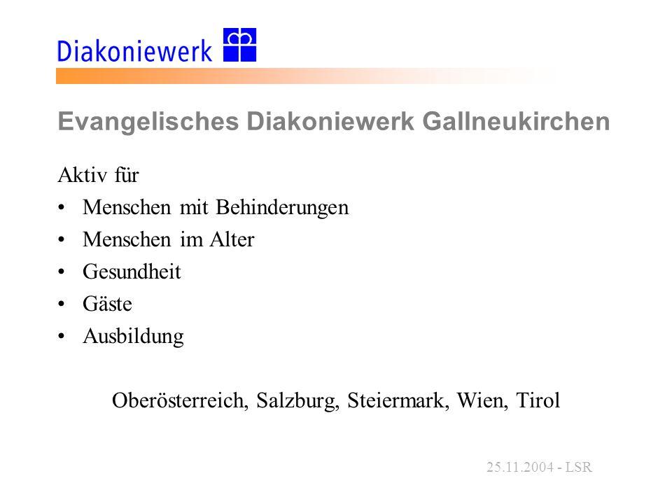 Evangelisches Diakoniewerk Gallneukirchen