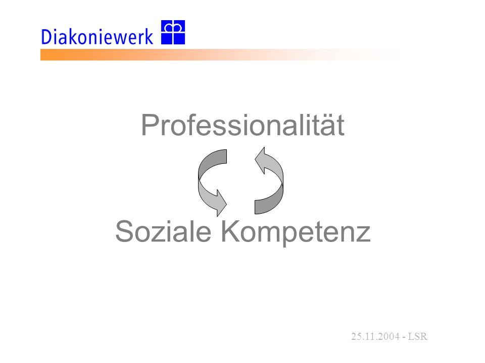 Professionalität Soziale Kompetenz