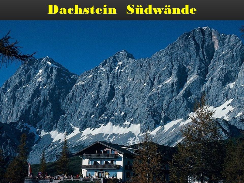 Dachstein Südwände
