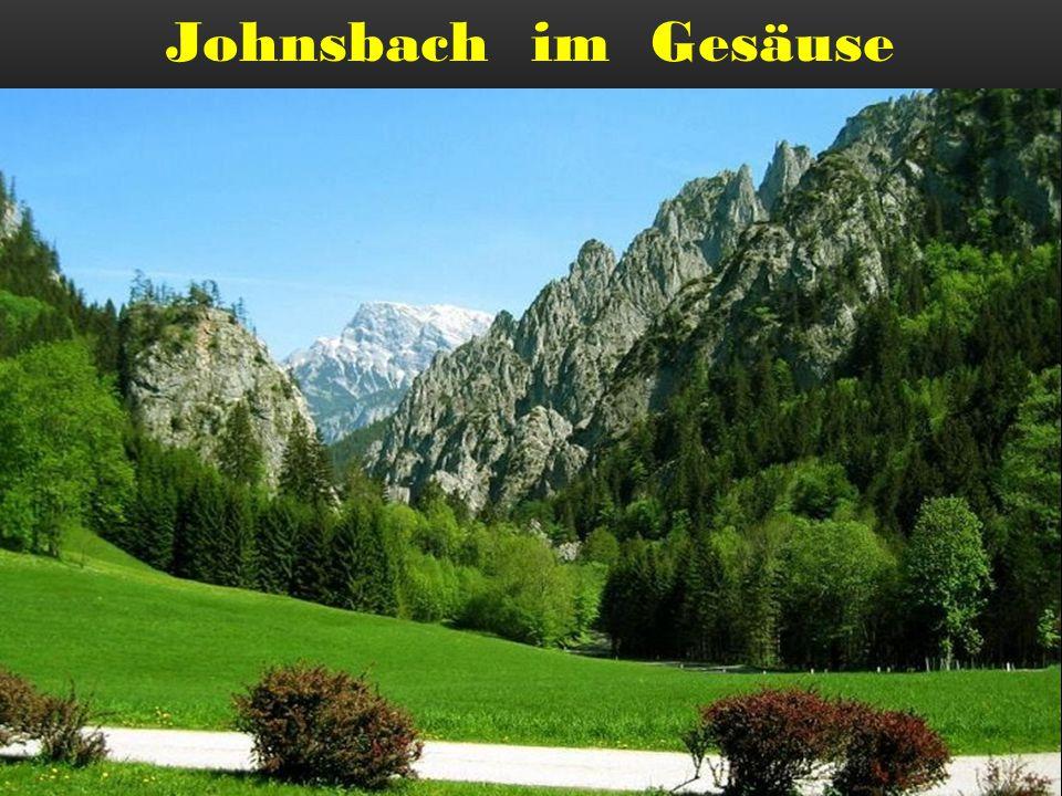 Johnsbach im Gesäuse