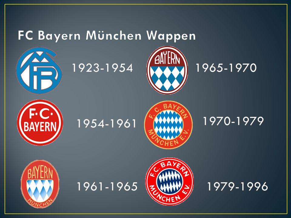 FC Bayern München Wappen
