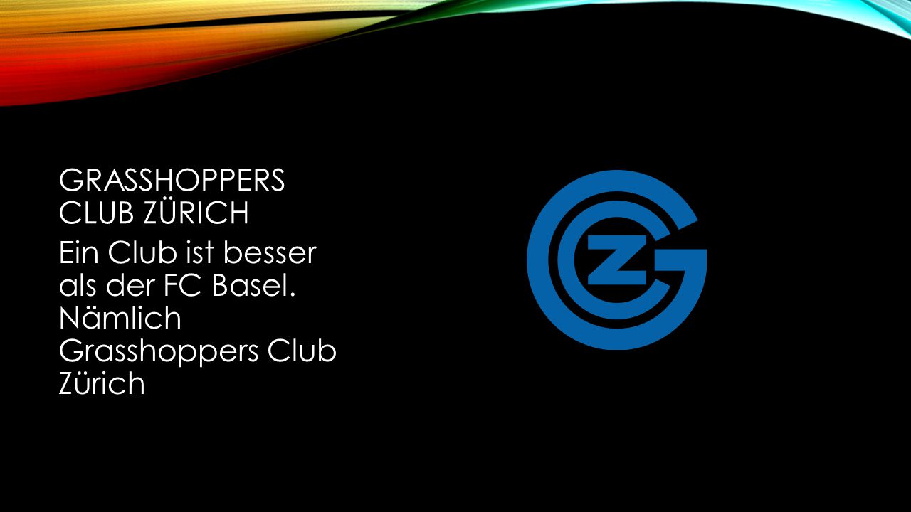 Grasshoppers Club Zürich