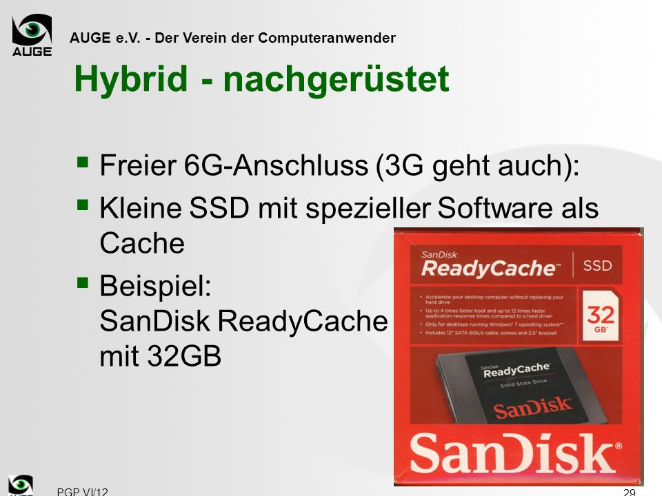 Hybrid - nachgerüstet Freier 6G-Anschluss (3G geht auch):