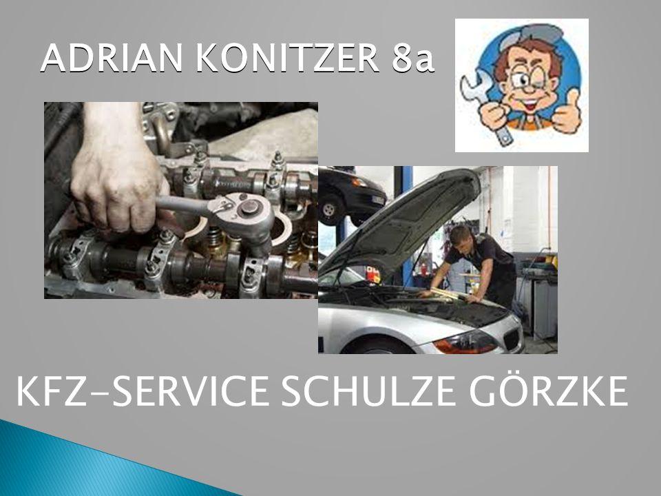 KFZ-SERVICE SCHULZE GÖRZKE