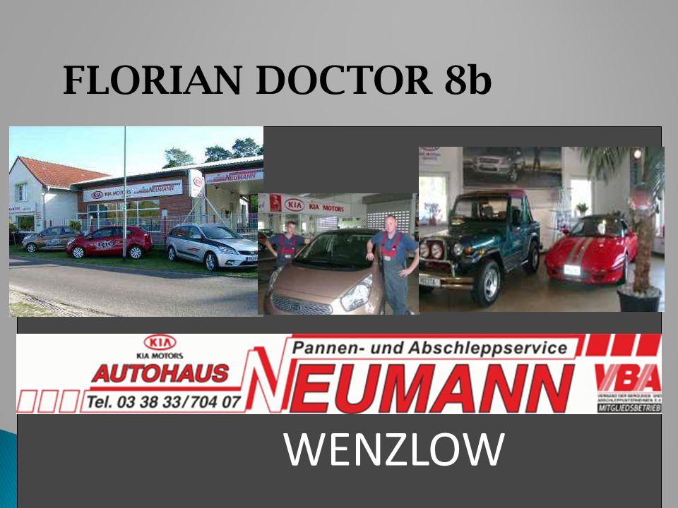 FLORIAN DOCTOR 8b WENZLOW