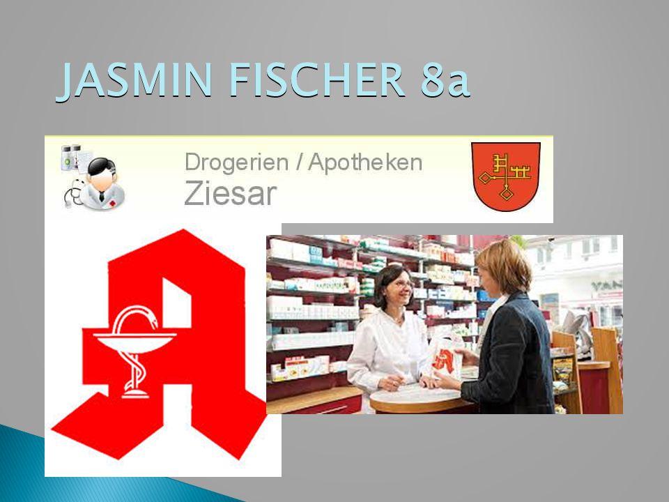 JASMIN FISCHER 8a