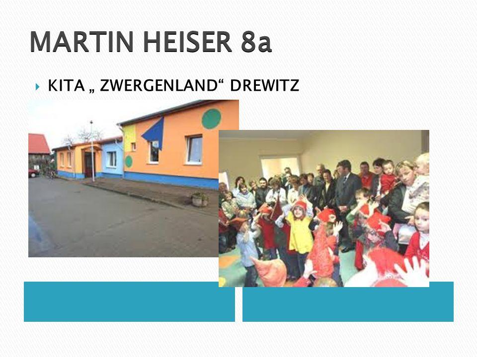 """MARTIN HEISER 8a KITA """" ZWERGENLAND DREWITZ"""