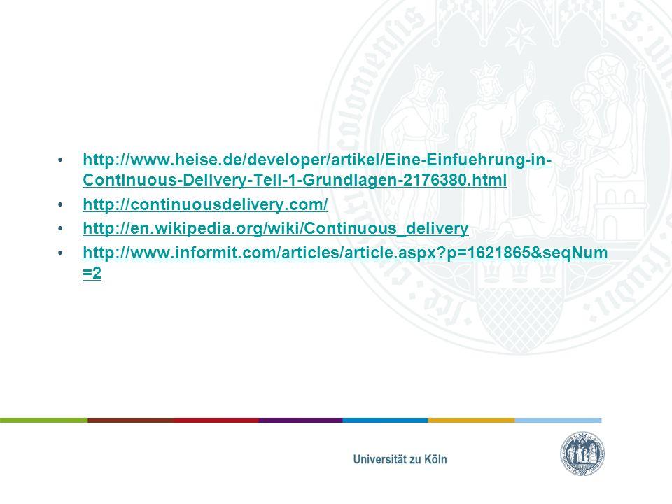 http://www.heise.de/developer/artikel/Eine-Einfuehrung-in-Continuous-Delivery-Teil-1-Grundlagen-2176380.html
