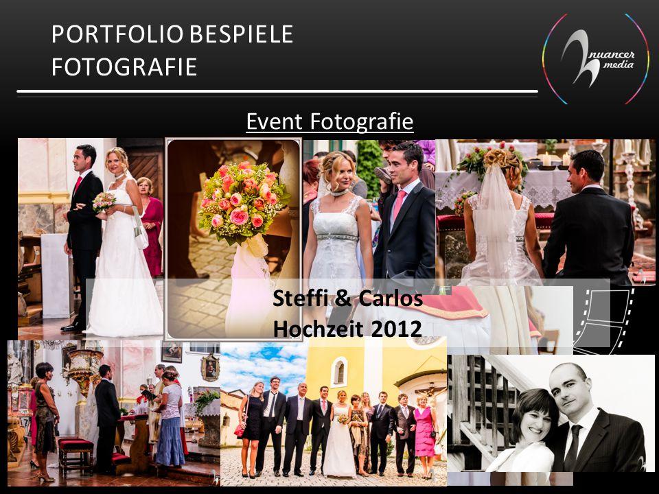 Portfolio bespiele FOTOGRAFIE