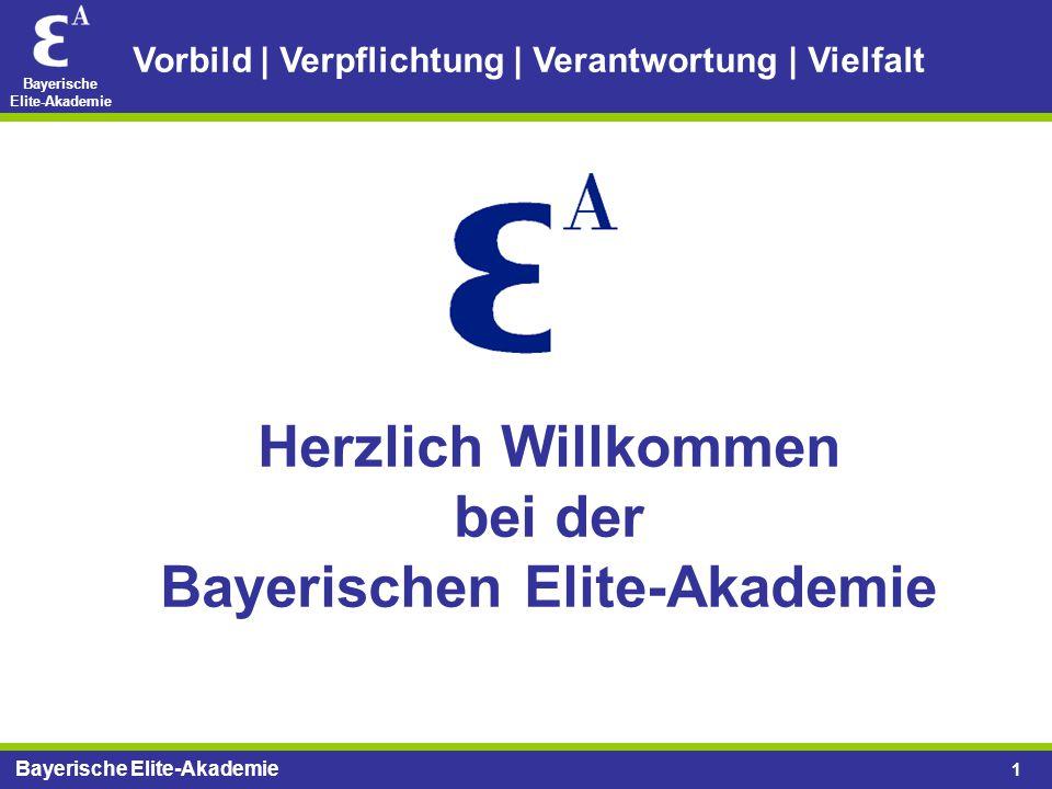 Bayerischen Elite-Akademie
