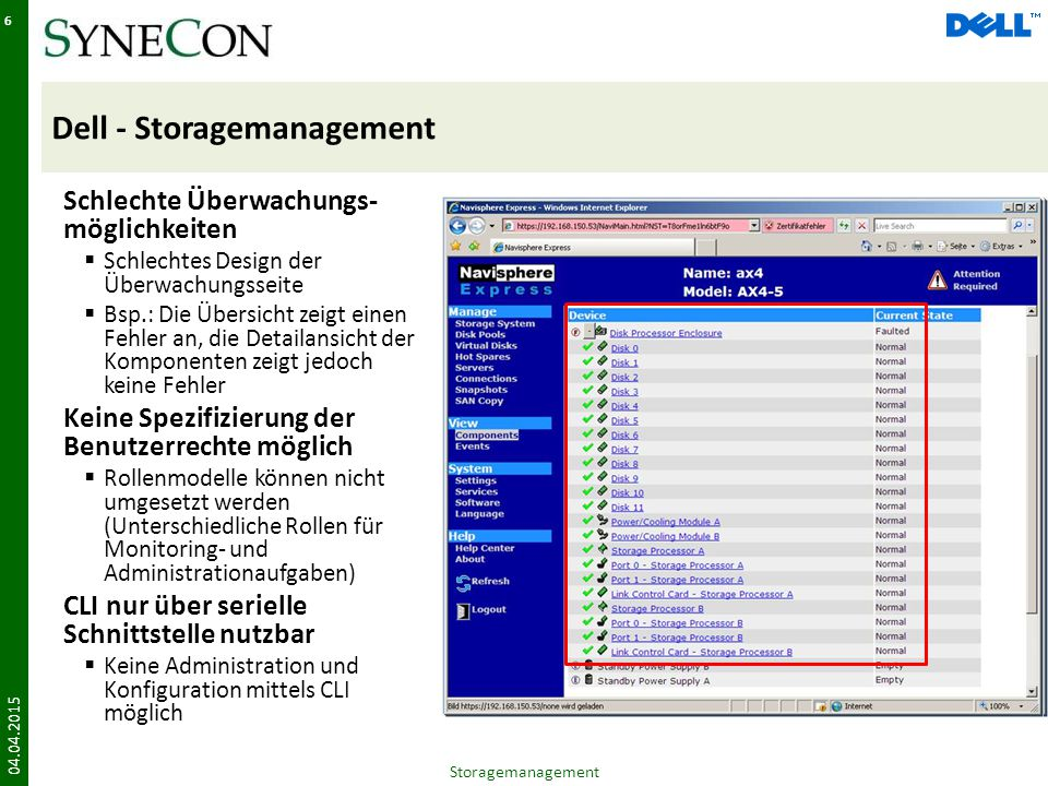Dell - Storagemanagement