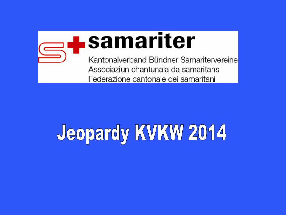 Jeopardy KVKW 2014 Created by Educational Technology Network
