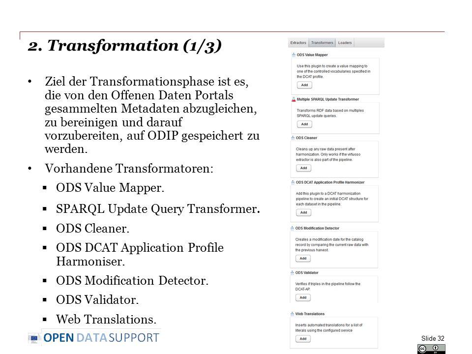 2. Transformation (1/3)
