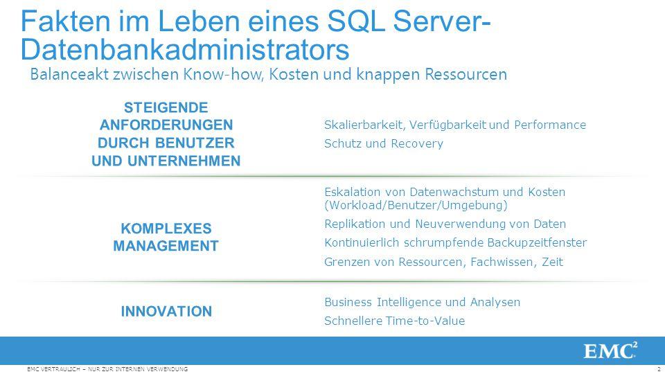 Fakten im Leben eines SQL Server-Datenbankadministrators