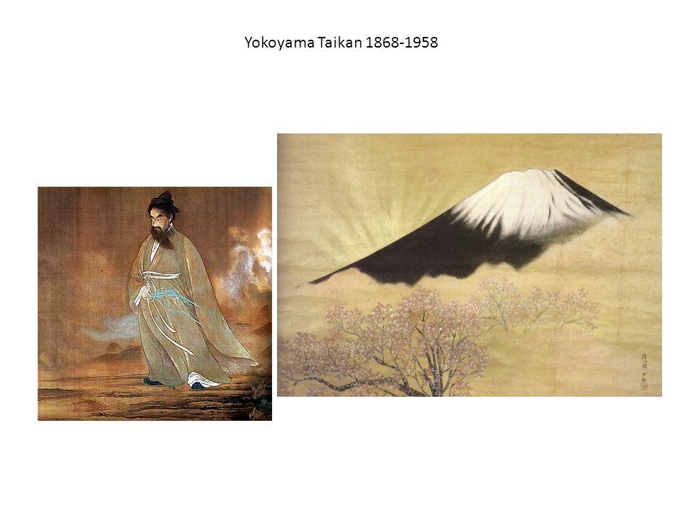 Yokoyama Taikan 1868-1958