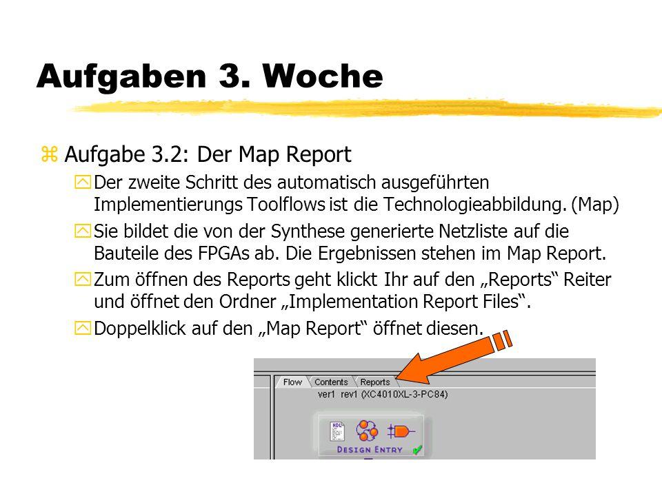 Aufgaben 3. Woche Aufgabe 3.2: Der Map Report