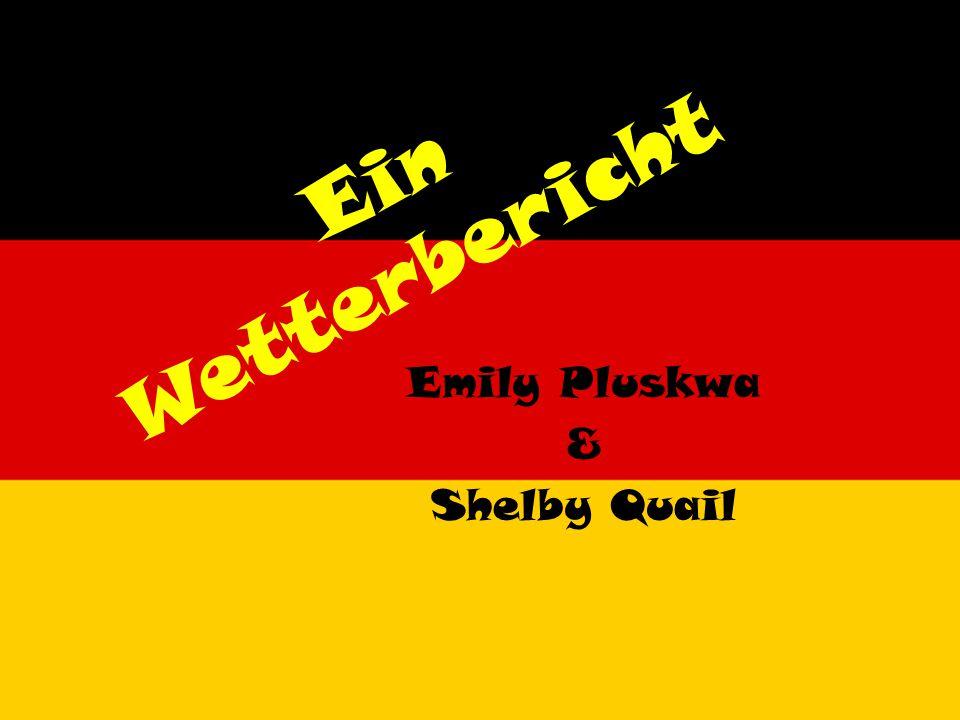 Emily Pluskwa & Shelby Quail