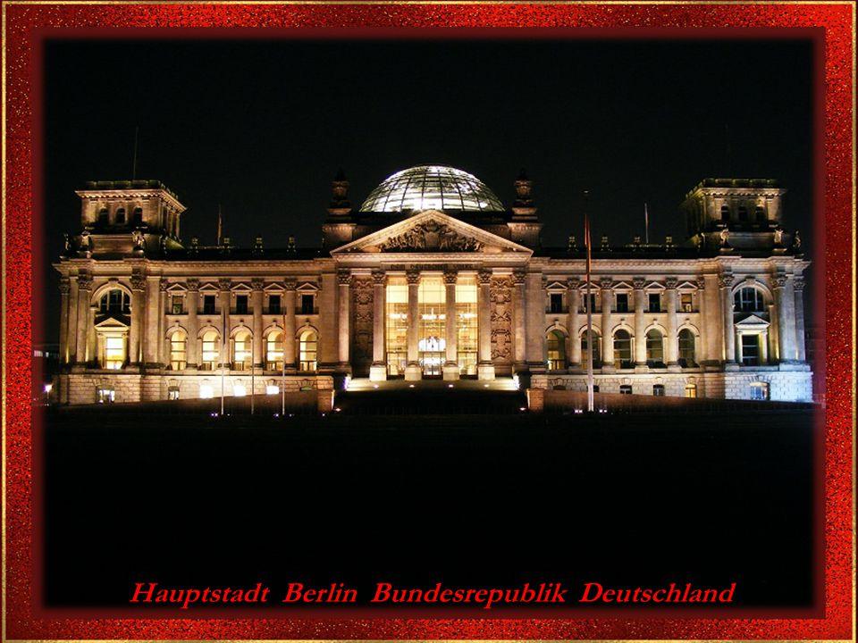 Hauptstadt Berlin Bundesrepublik Deutschland