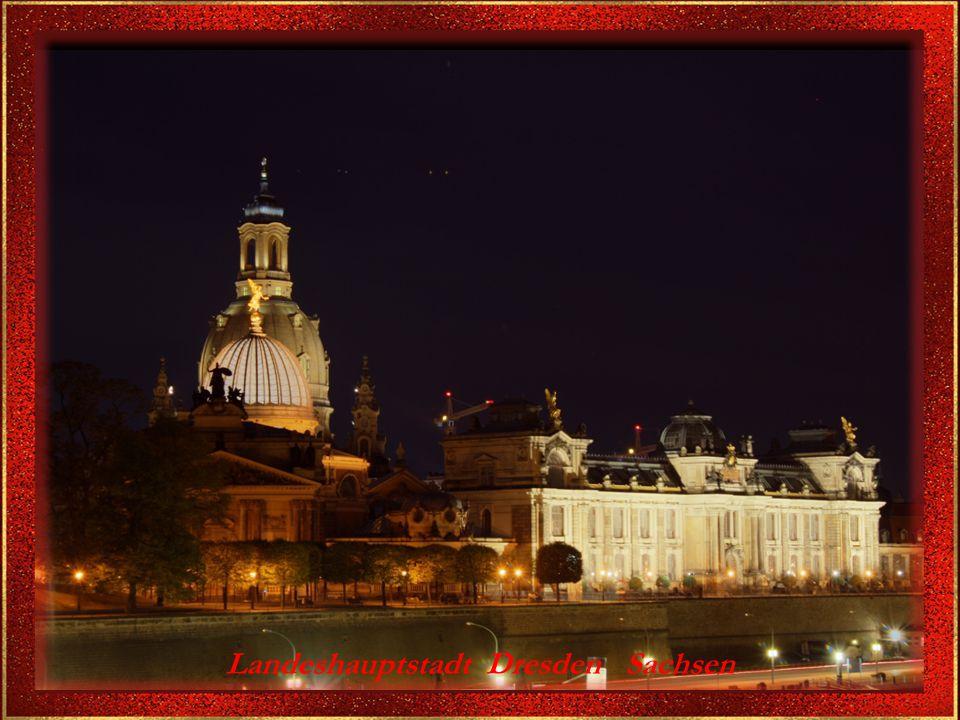 Landeshauptstadt Dresden Sachsen