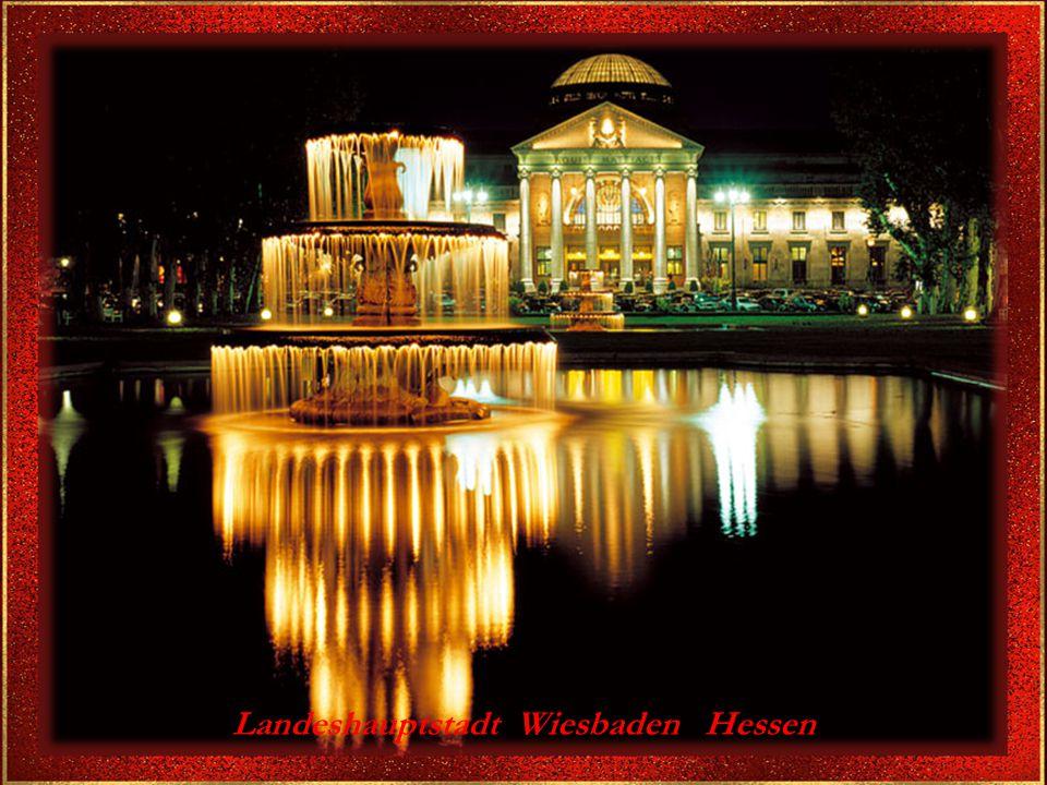 Landeshauptstadt Wiesbaden Hessen