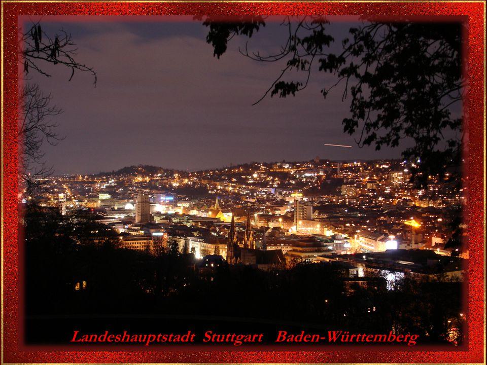 Landeshauptstadt Stuttgart Baden-Württemberg