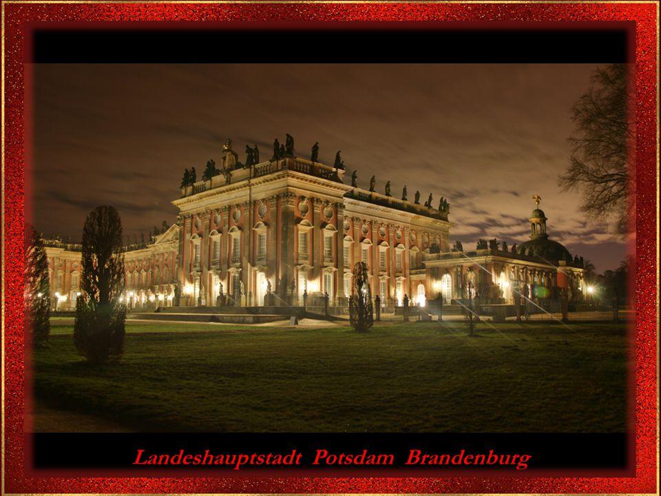 Landeshauptstadt Potsdam Brandenburg
