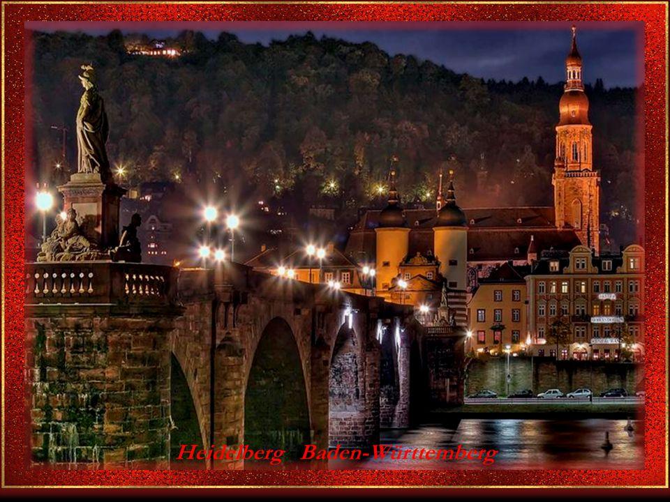 Heidelberg Baden-Württemberg