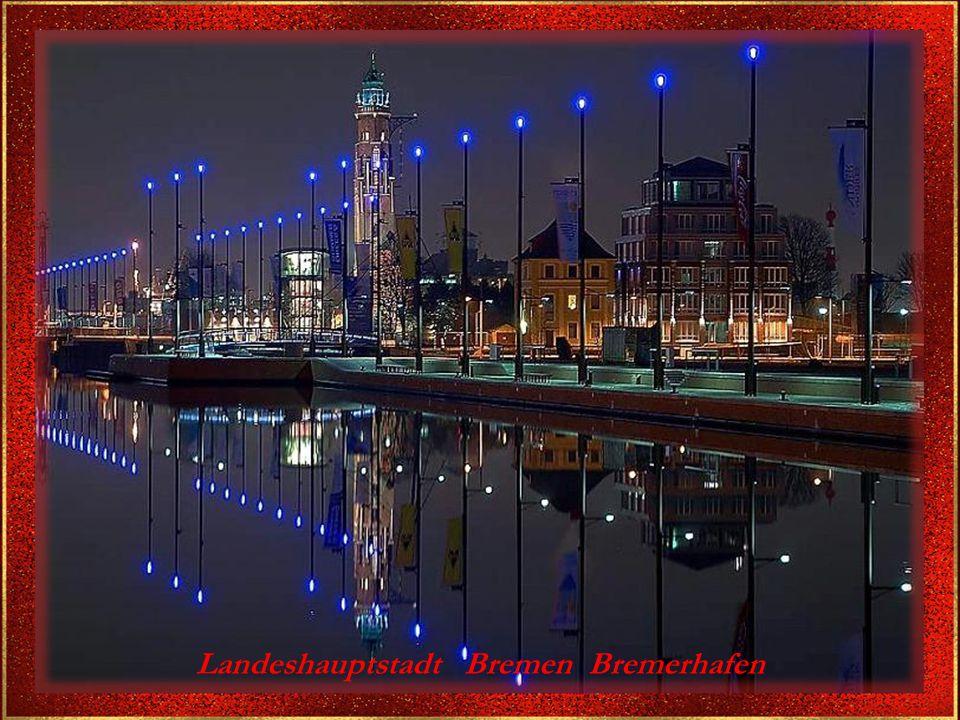 Landeshauptstadt Bremen Bremerhafen