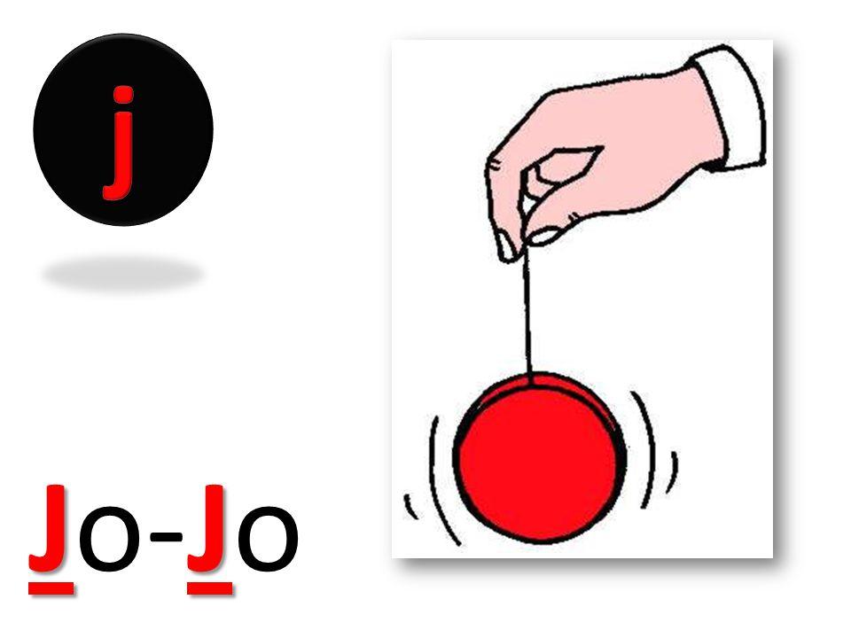 j Jo-Jo