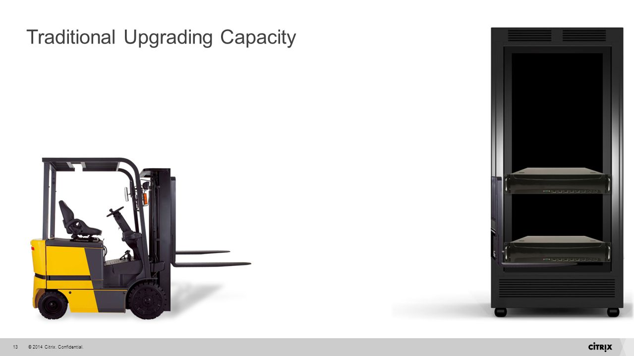 Traditional Upgrading Capacity