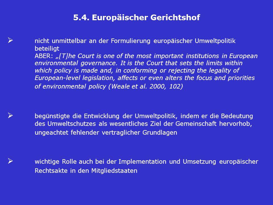 5.4. Europäischer Gerichtshof