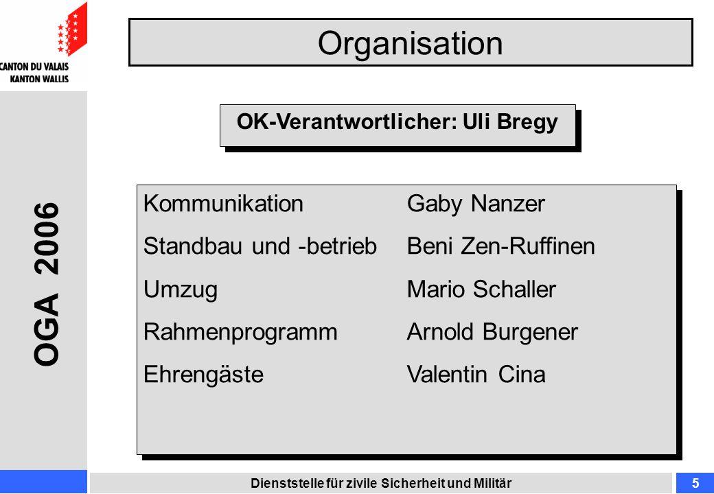 OK-Verantwortlicher: Uli Bregy