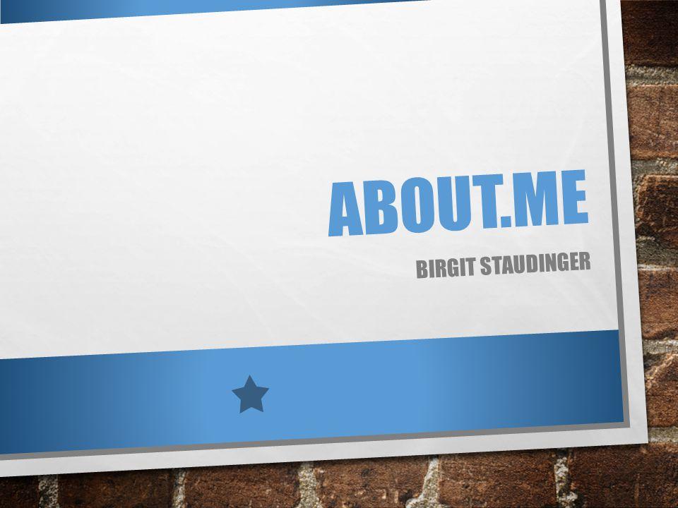 about.me Birgit Staudinger