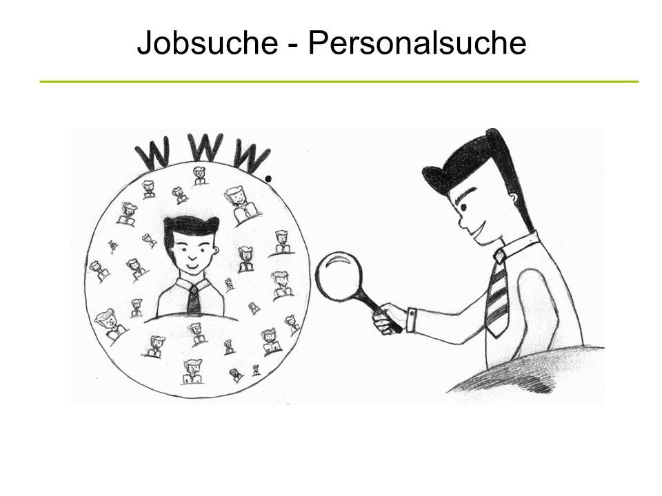 Jobsuche - Personalsuche