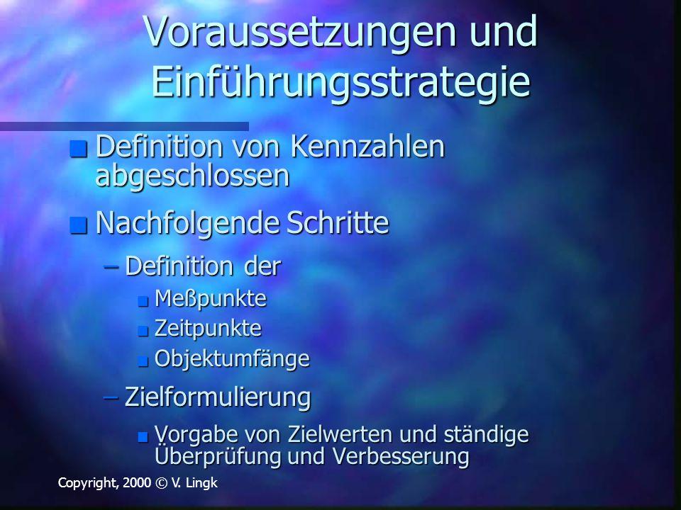 Voraussetzungen und Einführungsstrategie