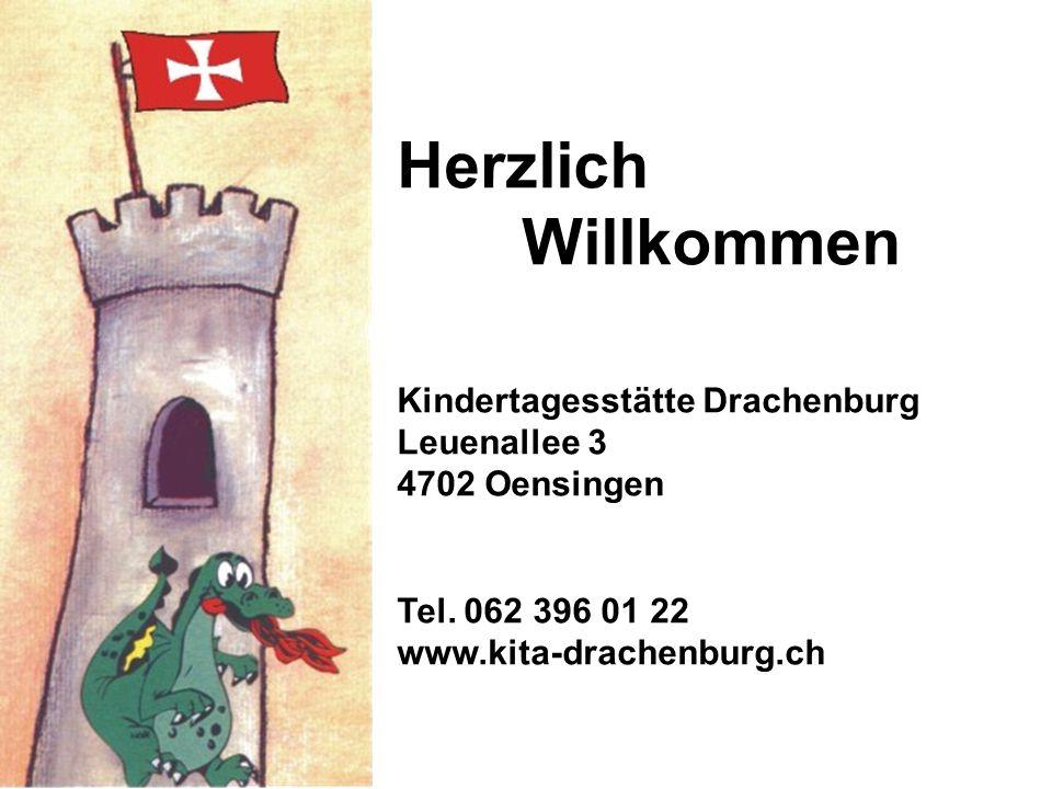 Herzlich Willkommen Kindertagesstätte Drachenburg Leuenallee 3