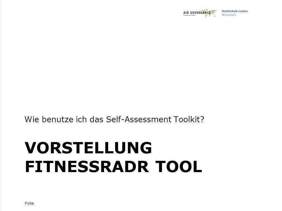 vorstelLUNG Fitnessradr tOOL