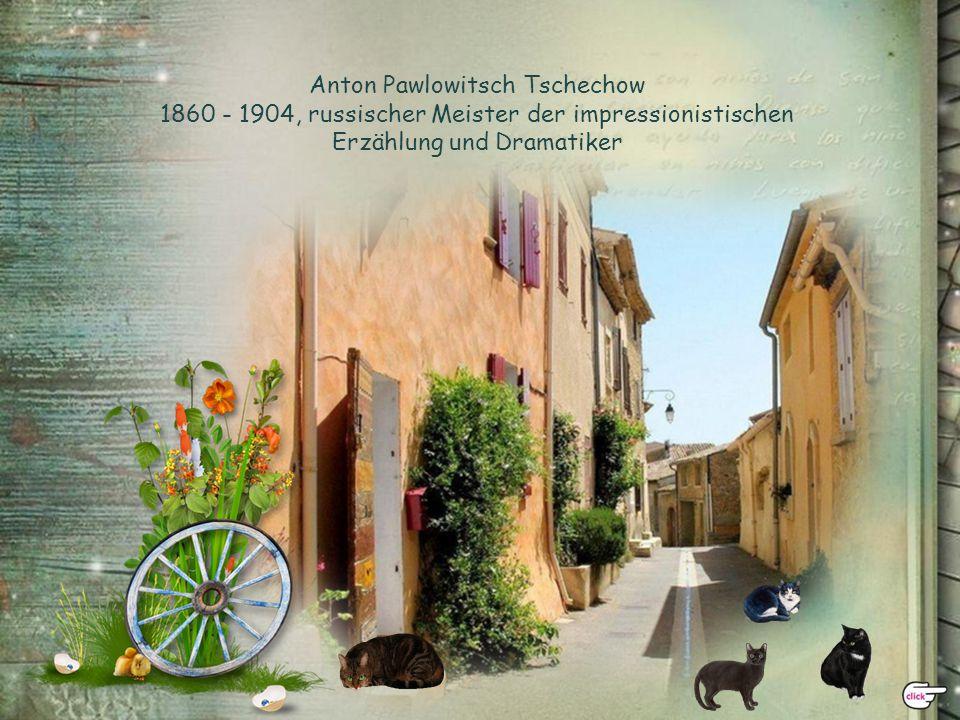 Anton Pawlowitsch Tschechow