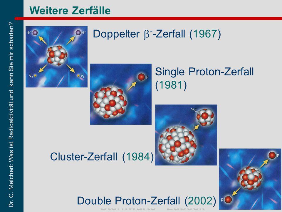 Doppelter b--Zerfall (1967)