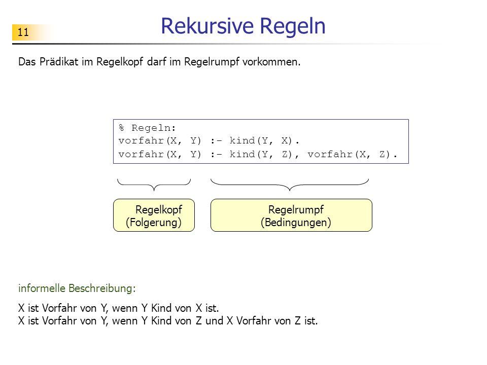 Regelkopf (Folgerung)