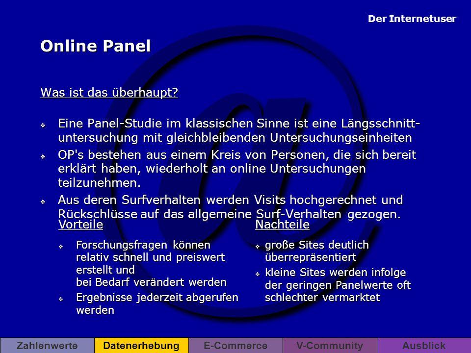 Online Panel Was ist das überhaupt