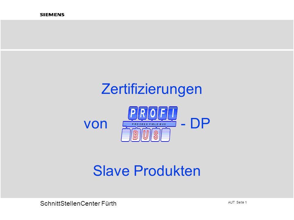 von - DP Slave Produkten