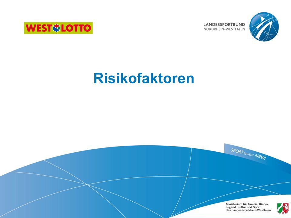 Risikofaktoren