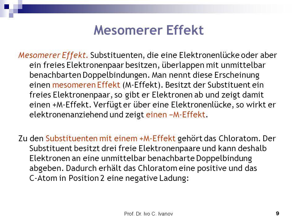 Mesomerer Effekt