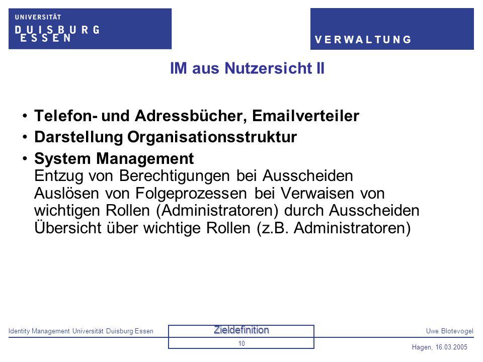 Telefon- und Adressbücher, Emailverteiler
